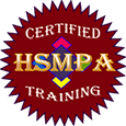 HSMPA Certified Training Badge