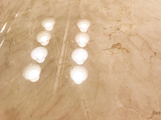 Marble Vanity Polishing