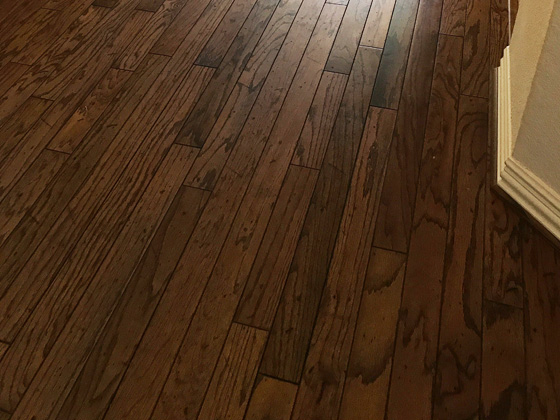 Wood Floor Refinishers