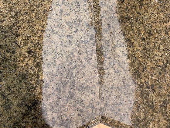 Granite Countertop Seam Repair
